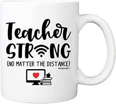 A wide variety of teacher coffee options are available to you, such as drinkware type, material, and feature. Amazon Com Back To School Teacher Strong Coffee Mug 11oz Cup For School Teaching Professor Novelty Classroom Decoration Elementary Middle Virtual Online Classes Kitchen Dining