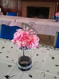 Baby Shower Decoration U Cake Ideas Elephant Theme And Pink Gray Princess Theme Baby Shower Centerpieces