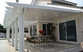 aluminum patio covers. Contemporary Aluminum Image Is Loading 10039x26039InsulatedAluminumPatio And Aluminum Patio Covers M