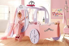 Princess Decorations For Bedroom Beautiful Classy And Cute Princess Carriage Bed With Abs Material