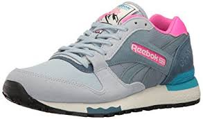 reebok 6000 gl. reebok women\u0027s gl 6000 out-color running shoe, gable grey/stonewash/blue