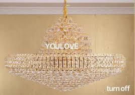 new led golden crystal chandeliers big round golden chandeliers lighting for clearance chandeliers