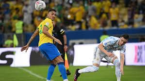 Maybe you would like to learn more about one of these? Copa America 2021 Finale Argentinien Gegen Brasilien Ubertragung Livestream Uhrzeit Schiedsrichter Alle Infos Zum Endspiel Sudwest Presse Online