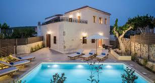 Drei Schlafzimmer Villa Mit Privatem Pool Spilia Village