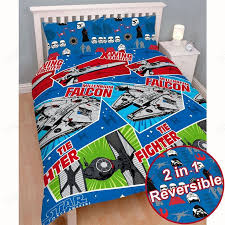 star wars duvet covers bedding bedroom and official the force awakens craft double