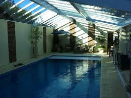 Pool Inground Pool Enclosures Pool House In Claygate Inside 1