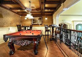 rug under pool table marvelous rugs on and carpets ideal rug size