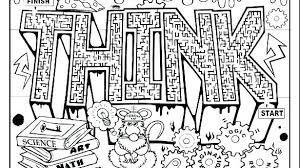 Word Coloring Pages Two Words One Finger Swear Words Coloring Page