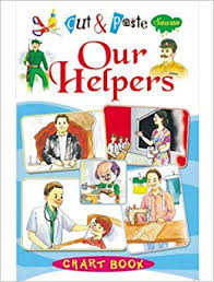 Helpers Chart Amazon In Buy Our Helpers Chart Book Book Online At Low