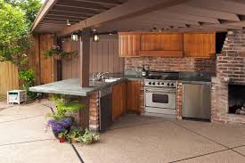 image of outdoor grill kitchen design inviting home design regarding outdoor kitchen wood countertops nice