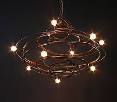 lighting office chandelier outdoor. Orion 2012 Chandelier \u003e Copper Is An Instant Touch Of Warmth In Any Space. Outdoor LightingLighting Lighting Office F
