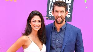 Michael Phelps and Wife Nicole Johnson are Expecting Baby No. 3 -- See the  Cute Announcement | Entertainment Tonight