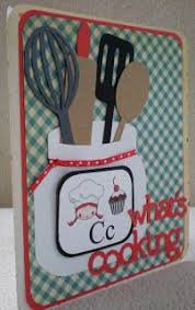 kitchen tools card but wouldn t it make a wonderful recipe book cover
