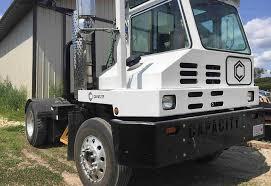 Spotter Truck Yard Truck Yard Jockey Fleetxl