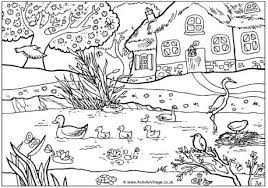 Small Picture Spring Colouring Pages Stockphotos Springtime Coloring Pages at