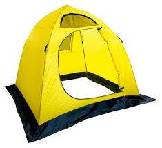 <b>Палатка рыболовная зимняя</b> Holiday EASY ICE 150х150 жел ...