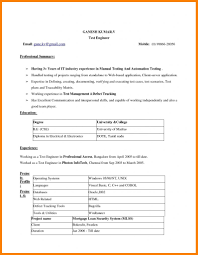 Resume Template Download For Microsoft Word 2007 Valid Best