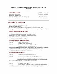 form resume job qhtypm collage application template best sample gallery of resume for job application template