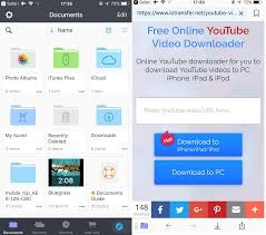 How To Download Videos On Iphone From Safari