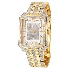 wittnauer crystal 12b017 watches wittnauer men s crystal watch