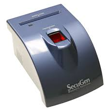 Card Scanner Secugen Id Usb Sc Fingerprint Scanner And Card Reader