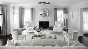 Gray Living Room Custom Design
