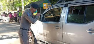 เบตงเปิดศูนย์ 7 วันอันตรายปีใหม่ 2564 มุ่งลดทั้งอุบัติเหตุทางถนน  และคุมโควิด-19 - ทอล์คนิวส์ ออนไลน์