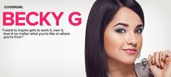 latina popstar makeup caigns