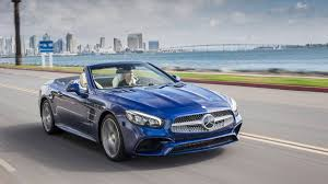 2017 Mercedes-Benz SL review and test drive with horsepower, price ...