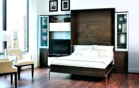 Queen Size Murphy Bed Frame King Size Bed Queen Size Bed Frame King ...