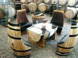 rustic wedding diy wine barrel ideas