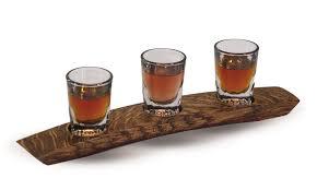 whiskey scotch taster flight