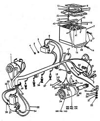 ford 9n wiring diagram ford image wiring diagram wiring parts for ford 9n 2n tractors 1939 1947 on ford 9n wiring diagram