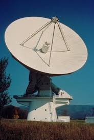 a radio telescope and an optical telescope of the same size have the same angular resolution radio telescopes