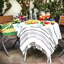 tablecloth for patio table with umbrella the patio ideas patio table cloth patio tablecloth round rectangle