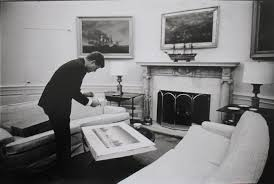 john f kennedy oval office. Jacques Lowe (1930-2001) John F. Kennedy, The Oval Office Photo 1961 [printed Later] Gelatin Silver Print Paper Size \u003e 16 X 20 Inches F Kennedy H