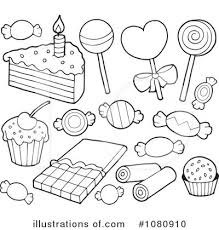 Small Picture Desserts Clipart 1080910 Illustration by visekart
