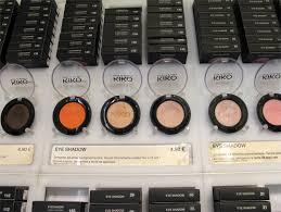 kiko cosmetics makeup eyeshadow single