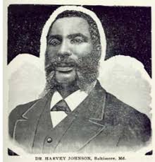Rev Harvey Johnson (1843-1923) - Find A Grave Memorial