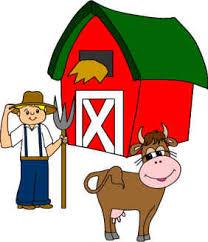 Farm Themed Felt Board Templates