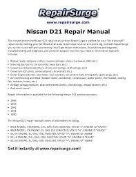 nissan repair diagrams wiring diagrams best nissan d21 repair manual 1990 1994 1996 nissan truck wiring diagram nissan repair diagrams