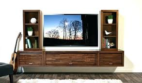 wall mounted tv console mount by stand with shelves ikea singapore