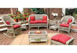 piece belaire replacement cushion set