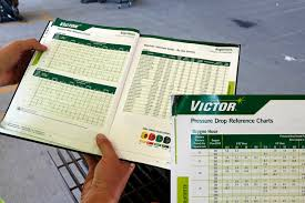 Victor Brazing Tip Chart 13 Tips Welding Productivity