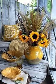 Sunflower home decor Fall Sunflower Home Decor Rustic Sunflowers Flowers Country Design Interior Sale Spiritmeetsbone Sunflower Home Decor Rustic Sunflowers Flowers Country Design