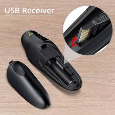 Proster <b>Wireless Presenter</b> 2.4GHz <b>Wireless</b> USB <b>PowerPoint PPT</b> ...