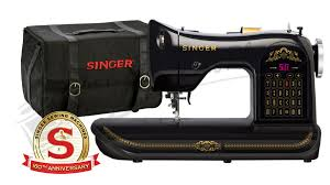 Limited Edition Black Singer Sewing Machine