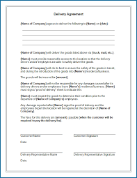 Contract templates are valuable to business owners because they can save them time and money. Free Printable Delivery Service Contract Template Templateral