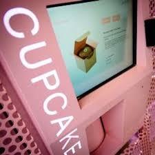 Cupcake Vending Machine Dallas Simple Cupcake ATM CupcakeATM Twitter