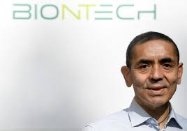 Çiftin kim oldukları, evli olup dr. With U S Now In Hand Biontech Ceo Looks For More Vaccine Production